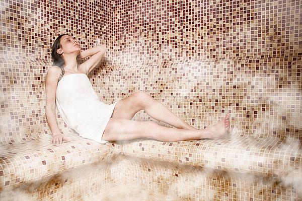 Baño Turco Arquitectura:Evadium: Alojamiento: Hotel & Spa La Salve (****)