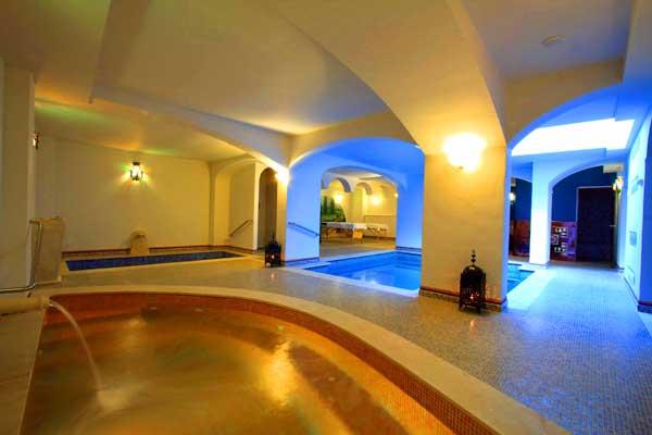 Evadium pack ba os rabes y masaje con aromaterapia en - Ofertas banos arabes cordoba ...