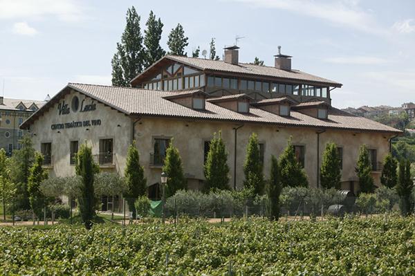 Evadium oferta oferta escapada de enoturismo con curso for Hotel bodega logrono