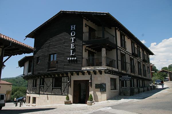Evadium alojamiento hotel spa villa de mogarraz for Hoteles y hostales en la alberca salamanca