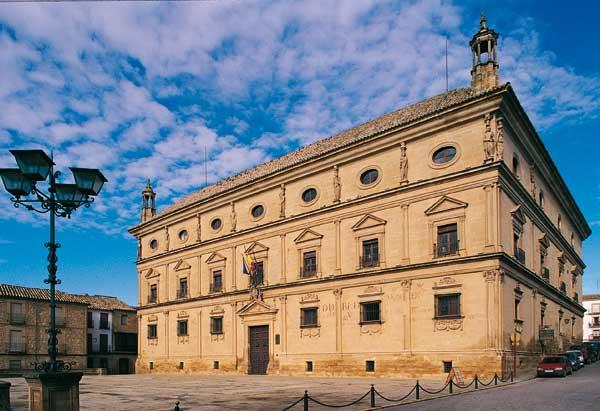 Evadium oferta oferta escapada cultural con gastronom a - Hotel palacio de ubeda ...