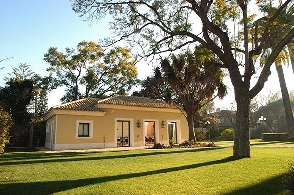 Evadium alojamiento hotel villa de jerez for Hotel villa jardin tultitlan