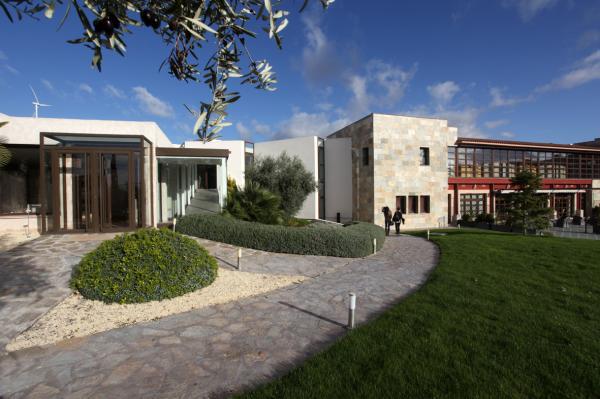 Evadium circuito termal spa for Hotel villa jardin lerdo